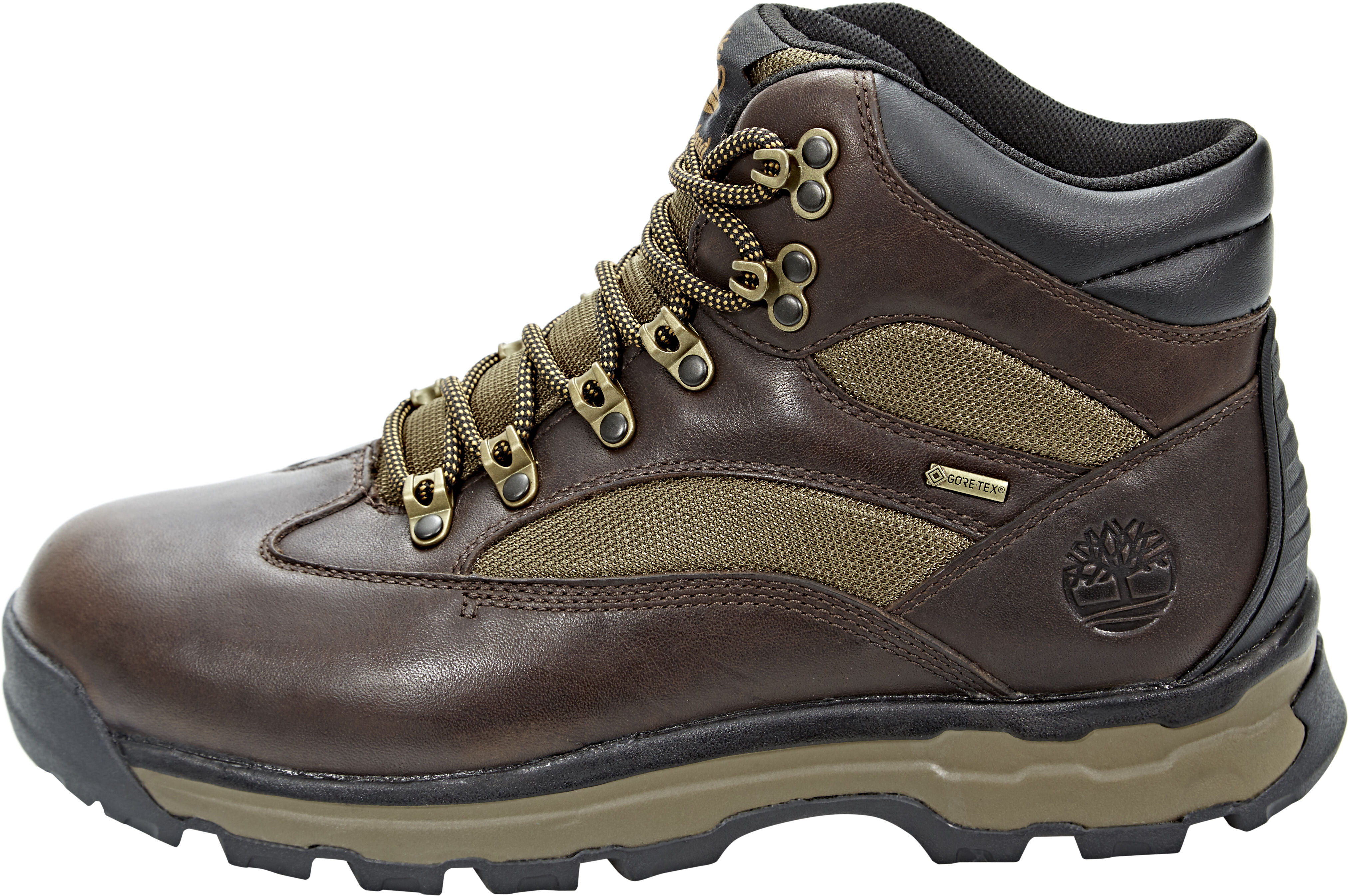 15d723ab014 Timberland Chocorua Trail 2 GTX Mid Shoes Men dark brown/green